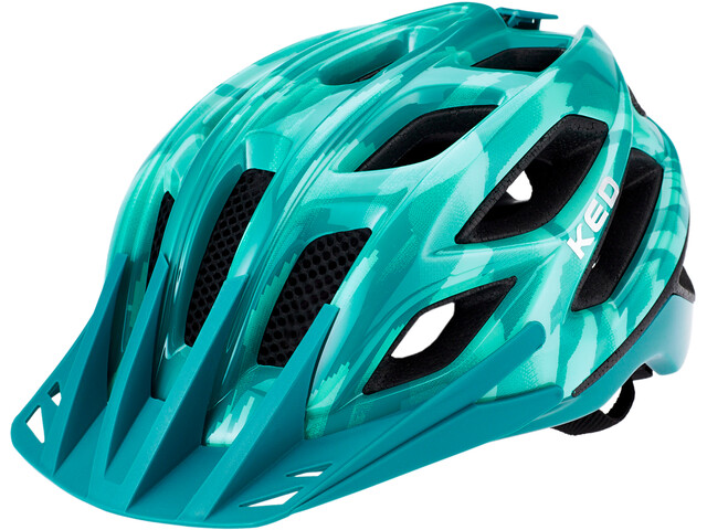KED Companion Helmet green